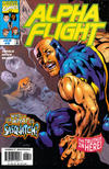 Cover for Alpha Flight (Marvel, 1997 series) #6 [Direct Edition]