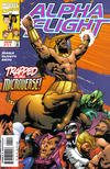 Cover for Alpha Flight (Marvel, 1997 series) #11 [Direct Edition]