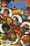 Cover for Alpha Flight (Marvel, 1997 series) #12