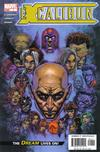 Cover for Excalibur (Marvel, 2004 series) #1 [Direct Edition]
