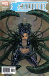 Cover for Excalibur (Marvel, 2004 series) #7 [Direct Edition]