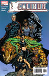 Cover for Excalibur (Marvel, 2004 series) #8 [Direct Edition]