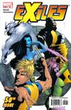 Cover for Exiles (Marvel, 2001 series) #50 [Direct Edition]