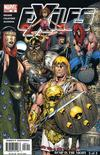 Cover for Exiles (Marvel, 2001 series) #56 [Direct Edition]