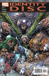 Cover for Identity Disc (Marvel, 2004 series) #2