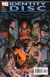 Cover for Identity Disc (Marvel, 2004 series) #4