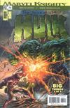 Cover for Incredible Hulk (Marvel, 2000 series) #72 [Direct Edition]