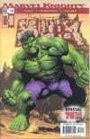 Cover for Incredible Hulk (Marvel, 2000 series) #75 [Direct Edition]