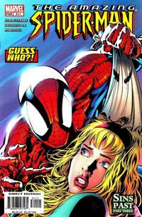 Cover for The Amazing Spider-Man (Marvel, 1999 series) #511 [Direct Edition]