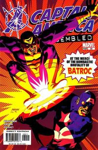 Cover Thumbnail for Captain America (Marvel, 2002 series) #30 [Direct Edition]