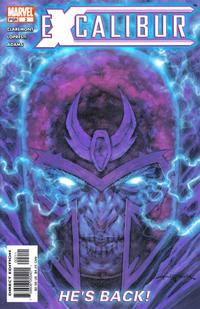 Cover Thumbnail for Excalibur (Marvel, 2004 series) #2 [Direct Edition]