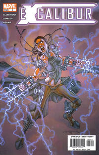 Cover Thumbnail for Excalibur (Marvel, 2004 series) #3 [Direct Edition]