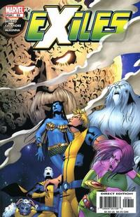 Cover Thumbnail for Exiles (Marvel, 2001 series) #53 [Direct Edition]