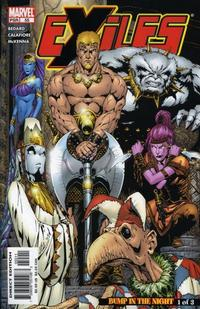 Cover Thumbnail for Exiles (Marvel, 2001 series) #55 [Direct Edition]