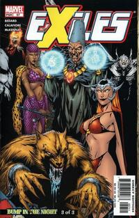 Cover Thumbnail for Exiles (Marvel, 2001 series) #57 [Direct Edition]