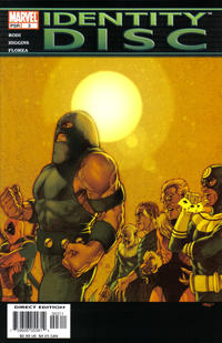 Cover Thumbnail for Identity Disc (Marvel, 2004 series) #3