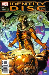 Cover Thumbnail for Identity Disc (Marvel, 2004 series) #5