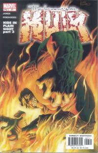 Cover Thumbnail for Incredible Hulk (Marvel, 2000 series) #57