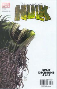 Cover Thumbnail for Incredible Hulk (Marvel, 2000 series) #63