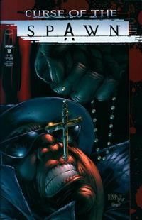 Cover for Curse of the Spawn (Image, 1996 series) #18