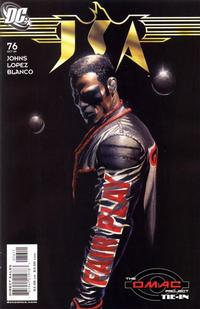 Cover Thumbnail for JSA (DC, 1999 series) #76