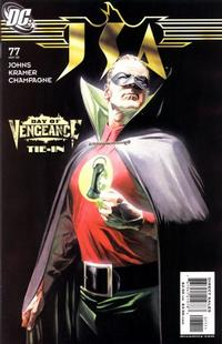 Cover Thumbnail for JSA (DC, 1999 series) #77