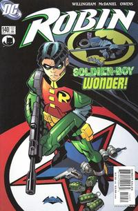 Cover Thumbnail for Robin (DC, 1993 series) #140