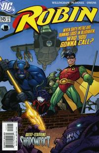 Cover Thumbnail for Robin (DC, 1993 series) #145