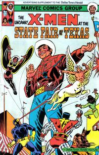 Cover Thumbnail for The Uncanny X-Men at the State Fair of Texas (Marvel, 1983 series) #[nn]
