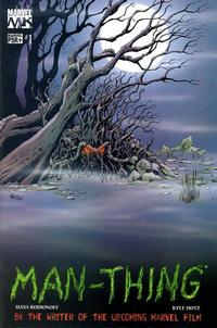 Cover Thumbnail for Man-Thing (Marvel, 2004 series) #1