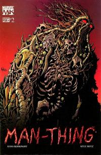 Cover Thumbnail for Man-Thing (Marvel, 2004 series) #2