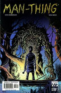 Cover Thumbnail for Man-Thing (Marvel, 2004 series) #3