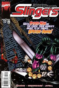 Cover Thumbnail for Slingers (Marvel, 1998 series) #3