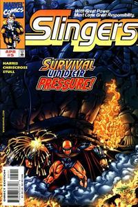 Cover Thumbnail for Slingers (Marvel, 1998 series) #5