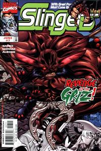 Cover Thumbnail for Slingers (Marvel, 1998 series) #7