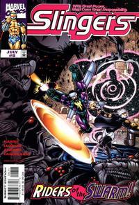 Cover Thumbnail for Slingers (Marvel, 1998 series) #8