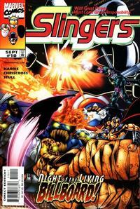 Cover Thumbnail for Slingers (Marvel, 1998 series) #10