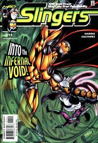 Cover Thumbnail for Slingers (Marvel, 1998 series) #11