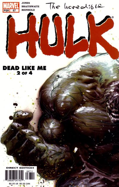 Cover for Incredible Hulk (Marvel, 2000 series) #67