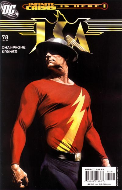 Cover for JSA (DC, 1999 series) #78