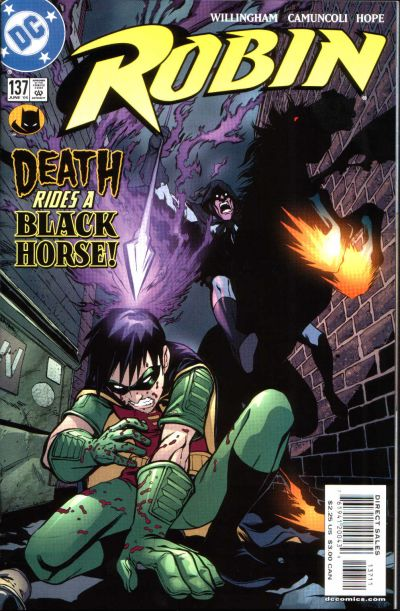 Cover for Robin (DC, 1993 series) #137