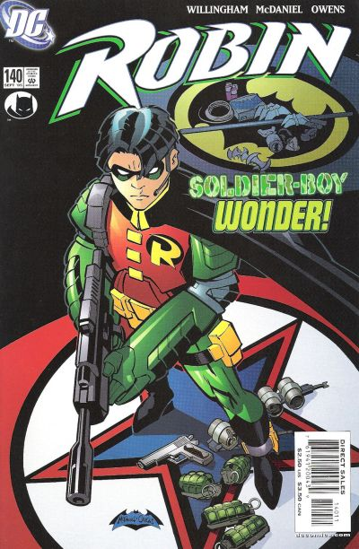 Cover for Robin (DC, 1993 series) #140