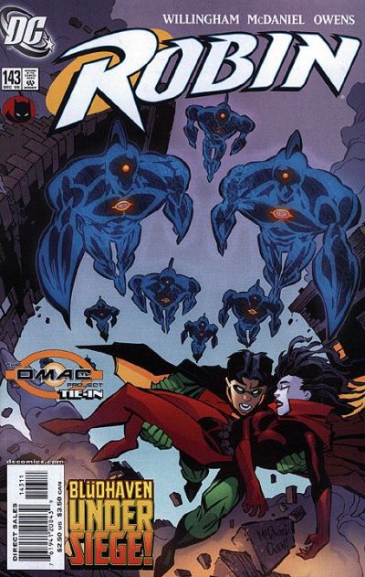 Cover for Robin (DC, 1993 series) #143