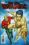 Cover for The New Invaders (Marvel, 2004 series) #3