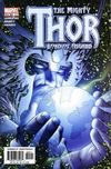 Cover for Thor (Marvel, 1998 series) #55 (557)