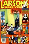 Cover for Larsons gale verden (Bladkompaniet / Schibsted, 1992 series) #12/1998