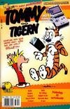 Cover for Tommy og Tigern (Bladkompaniet / Schibsted, 1989 series) #4/2003