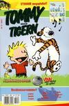Cover for Tommy og Tigern (Bladkompaniet / Schibsted, 1989 series) #6/2003
