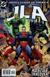 Cover for JLA (DC, 1997 series) #110