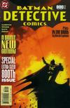Cover for Detective Comics (DC, 1937 series) #800